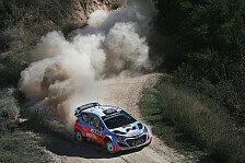 WRC - Hyundai peilt Top-5-Ergebnis in Wales an