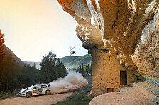 WRC - Kampf bis zur letzten Sekunde: Ogier vs. Latvala