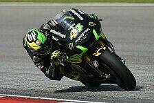 MotoGP - Kämpfer Espargaro im Training ohne Schmerzmittel