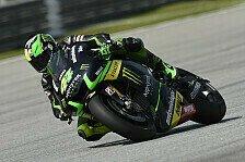 MotoGP - Pol Espargaro mit gebrochenem Fuß auf P6
