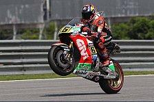 MotoGP - Bradl: Endlich ein Rennen ohne Fehler