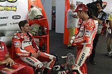 MotoGP - Ducati-Duo überzeugt in Valencia