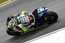 MotoGP - Rossi unter Strom: Erste Kurven entscheidend