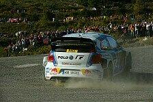 WRC - Ogier greift in Spanien nach dem Titel