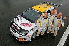 VLN - Astra OPC Cup - Titel für Lubner Motorsport