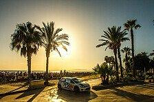 WRC - Herausforderung: VW stellt sich der Rallye Spanien