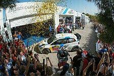 WRC - Ogier krönt sich mit Spanien-Sieg zum Weltmeister