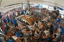 WRC - Der Titel ist da: Ogier fühlt den Druck abfallen