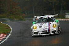 VLN - Erfolgreicher Abschluss für Huber Motorsport
