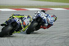 MotoGP - Favo-Check: Duell Rossi vs. Lorenzo bahnt sich an