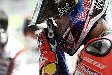MotoGP - Emotionaler Abschied für Bradl