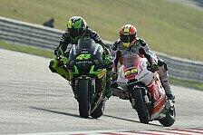 MotoGP - Tech3-Jungs im Konzert der Großen