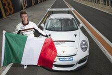 Supercup - Cairoli startet im Porsche Supercup