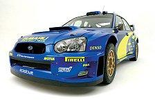 WRC - Subaru stellte neuen Impreza vor