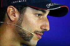 Formel 1 - Blog - Krasser Bart, Ricciardo!