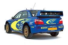 WRC - Subaru: Toller Start mit neuem Impreza