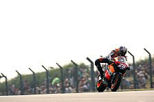 MotoGP - Donington: Pedrosa und der Klassenunterschied