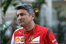 Formel 1 - Kaltenborn: Unverständnis für Mattiacci