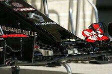 Formel 1 - Nick Chester: 2015er Nase bleibt so