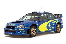 WRC - Subaru: Solberg fährt auf Sieg