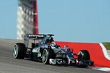 Formel 1 - Trotz Problemen: Hamilton gibt den Ton an