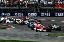 Formel 1 - US GP: Michael Schumacher gewinnt zweiten Mini Prix