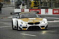 Blancpain GT Serien - Zanardi in Baku ohne Rennglück