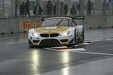 Blancpain GT Serien - Starke Leistung von Zanardi