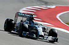Formel 1 - USA GP: Der Sonntag im Live-Ticker