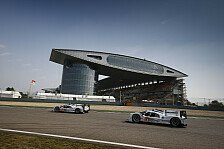 WEC - Video: WEC 2016: Trailer zu den 6h von Shanghai