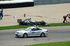 Formel 1 - Bilder: US GP - Crash