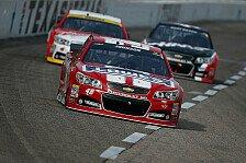NASCAR - Vierter Saisonsieg für Johnson