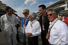 Formel 1 - Bilder: US GP - VIPs in Austin