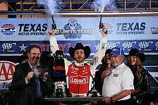 NASCAR - Bilder: AAA Texas 500 - 34. Lauf (Chase 8/10)