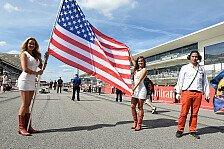 Formel 1 - Live-Ticker: Der Donnerstag in Austin
