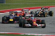 Formel 1 - Boykott möglich: Schnelle Lösung für Finanz-Krise