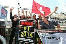 Supercup - FACH AUTO TECH holt den Titel in die Schweiz