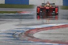 Formel E - Aufgepasst! Neue Startzeit für Putrajaya ePrix