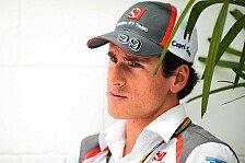 Formel 1 - Williams verpflichtet Adrian Sutil als Ersatzpilot