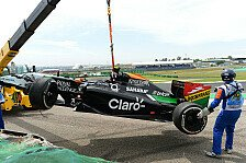 Formel 1 - Juncadella: Der seltsamste Unfall meiner Karriere