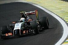 Formel 1 - Probleme bei Force India wundern Juncadella nicht