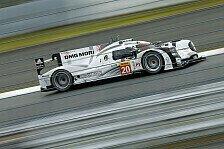 WEC - Porsche peilt in Bahrain einen Podestplatz an
