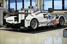 Porsche meistert Logistik-Herausforderung