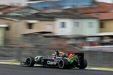 Formel 1 - Durchwachsener Freitag für Force India
