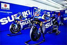 MotoGP - Aleix Espargaro zu groß für die Suzuki