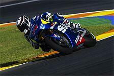 MotoGP - De Puniet testet Suzuki GSX-RR in Malaysia