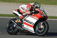 MotoGP - Crutchlow: Man kann den Wind nicht ändern