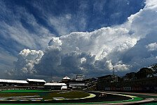Formel 1 - Brasilien GP: Der Samstag im Live-Ticker