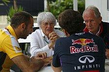 Formel 1 - Finanzkrise: Gespräche mit Ecclestone ergebnislos