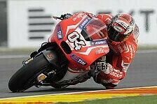 MotoGP - Ducati reist in guter Laune aus Valencia ab